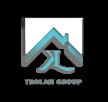 PANTONE 7475 Final - KL Trolan Group Logo - PNG Transparent File